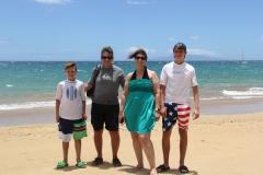 big-beach-family